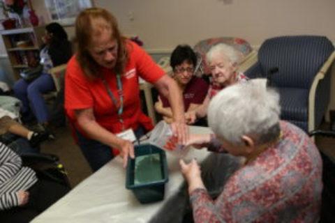 Enriching Elder Lives at Seashore Gardens Living Center